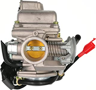 Carburetor PD24J Replace YERF DOG DOGG GY6 150 150cc Scooter Moped Go Kart Carb