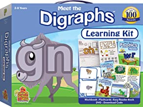 Meet the Digraphs Learning Kit