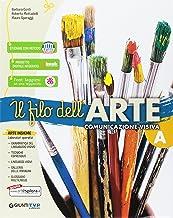 Scaricare Libri Filo dell'arte. Per la Scuola media. Con e-book. Con espansione online: A-B PDF