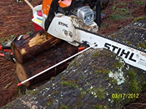 Firewood-Buddy, a Detachable firewood Measuring Tool/Device for Your Chainsaw