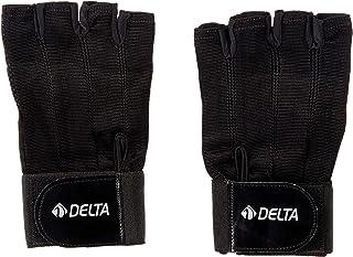 Delta Elite Gees Antreman Çalışma Eldiveni, Siyah