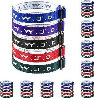 custom woven wwjd bracelets