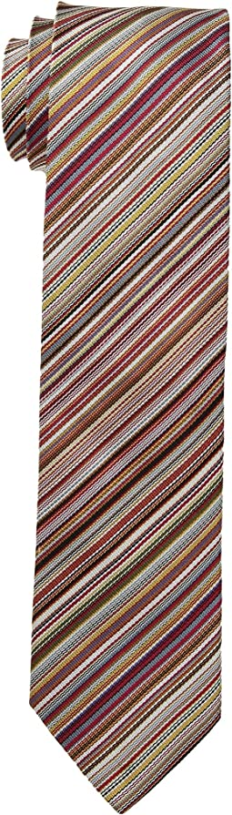 Paul Smith Multi Stripe 6cm Tie