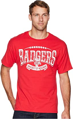 Wisconsin Badgers Ringspun Tee