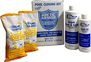 Blue Wave Medium Chlorine Pool Winterizing Kit