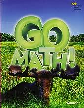 Go Math! (StA): Student Edition Set Grade 3 2016