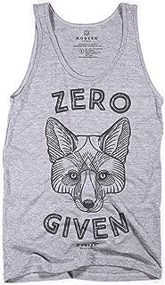 Mens Womens Unisex Vintage Zero Fox Given Tri-Blend Tank Top