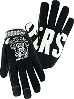 Gas Monkey Garage GM86604 High Dexterity Synthetic Leather Palm Utility Work Gloves: Beer Assistant, One Size Fits Most, 1 Pair