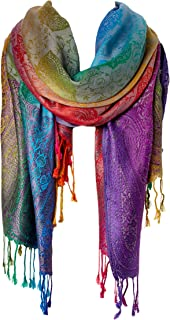 mexican silk scarves