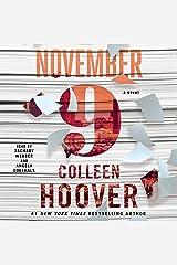 November 9 CD