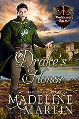 Drake's Honor (Borderland Rebels Book 4) Kindle Edition