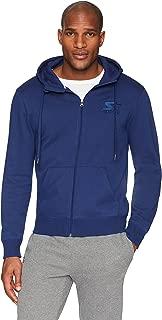 Men's Zip-Up Embroidered Logo Hoodie, Amazon Exclusive