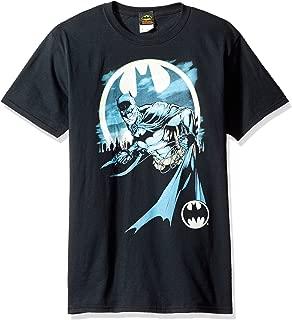 Trevco Men's Batman Bat Signal Response T-Shirt