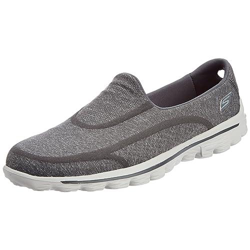 9f0c818f709e Skechers Performance Women s Go Walk 2 Super Sock 2 Slip-On Walking Shoe