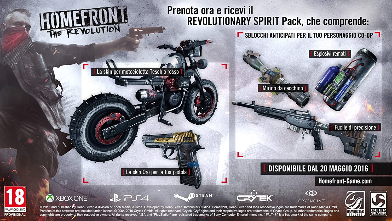 Homefront The Revolution, PS20  Amazon.de Games