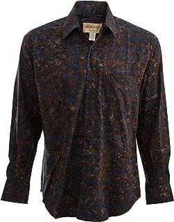 Deep Midnight Tropical Hawaiian Shirt