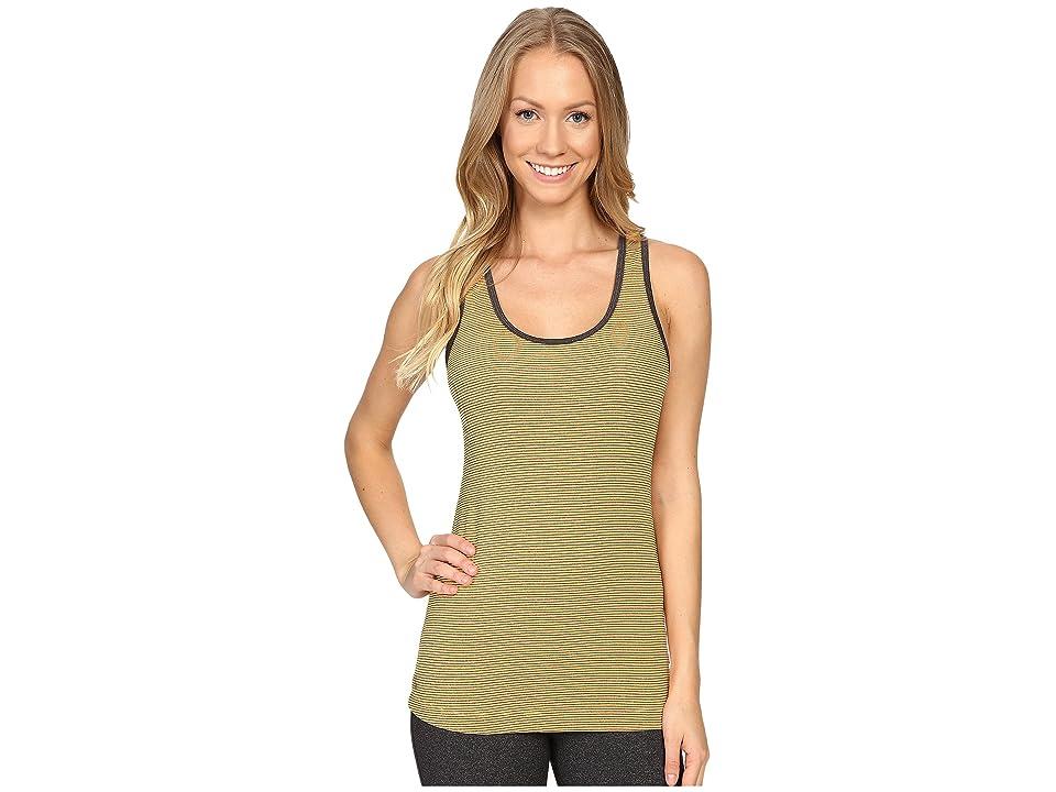 Lole Twist Tank Top (Mirage Stripe) Women's Sleeveless