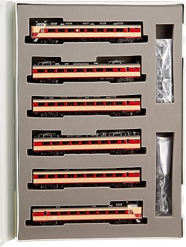 grandes ofertas J.R. Limited Express Series 183 485 [Kitakinki] (6-Car Set) Set) Set) (Model Train) (japan import)  los últimos modelos