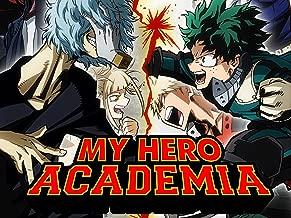 my hero academia episode to manga