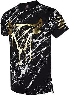 Screenshotbrand Mens Hipster Hip-Hop Premiun Tees - Stylish Longline Latest Fashion T-Shirts, Amazon Launchpad Brand