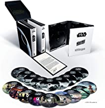 Pack Star Wars: The Skywalker Saga Blu-Ray (9 películas + 9 discos extra) [Blu-ray]