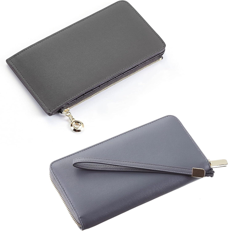 Toughergun Women's Genuine Leather Wallet