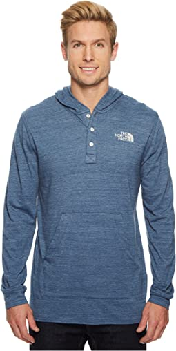 The North Face - Henley Tri-Blend Hoodie