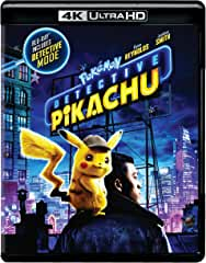POKEMON Detective Pikachu debuts on Digital July 23 and on 4K, Blu-ray and DVD Aug. 6 from Warner Bros.