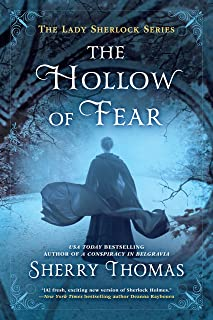 The Hollow of Fear (The Lady Sherlock Series Book 3)