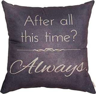 Fjfz Retro Vintage After All This Time Always Motivational Sign Inspirational Quote..