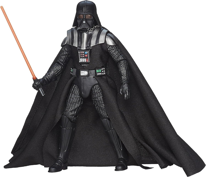 Hasbro - Figurine estrella guerras nero Series - Darth Vader Wave 5 15cm - 0653569979746