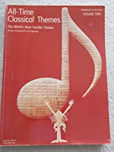 All Time Classical Themes Vol2 Intermediate Piano