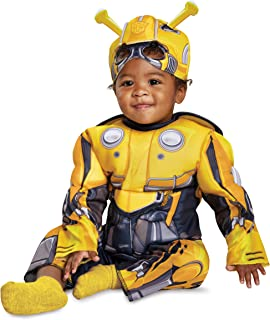 Transformers Bumblebee Movie Muscle Bumblebee Costume for Infants