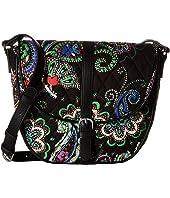 Vera Bradley - Slim Saddle Bag