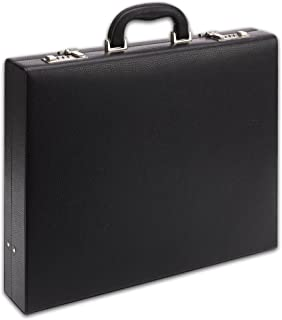 London Berkeley City Attache Case (Black)
