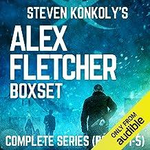 Alex Fletcher Boxset, Complete Series: Books 1-5