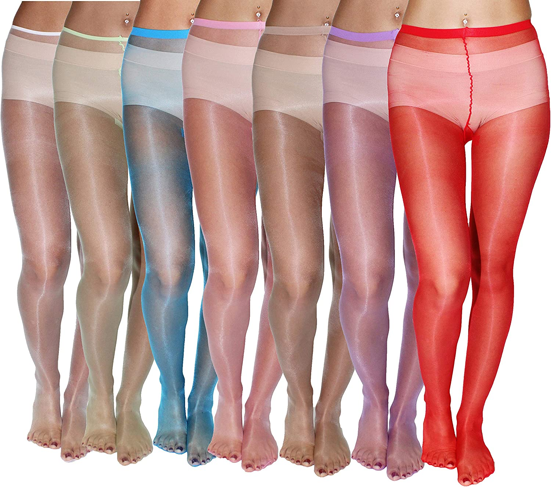 Ultra Sheer to Waist Glossy Pantyhose