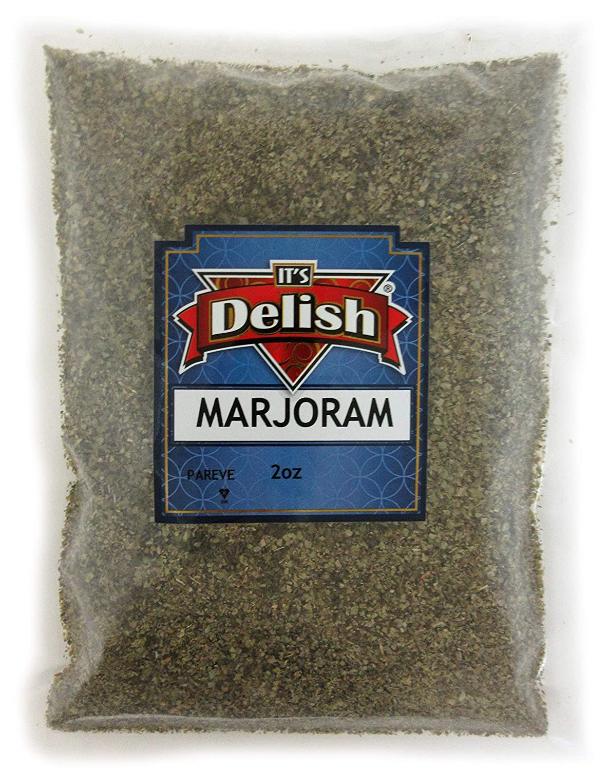 Marjoram Leaves All Natural Max 44% OFF by Bag Oz 2 Delish Its Max 49% OFF