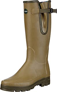 LE CHAMEAU 1927 Men's Neoprene Vierzonord Wellington Boots