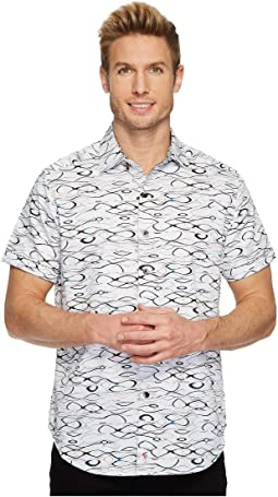 Robert Graham - Illusions Short Sleeve Woven Shirt