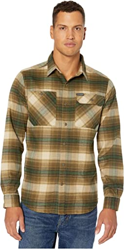 Olive Brown Plaid