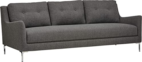 Rivet Abel Modern Contemporary Sofa, 81