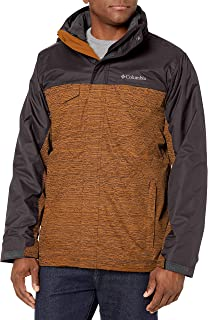 Columbia Men's Timberline Triple I/C Interchange Winter Jacket, Waterproof & Breathable