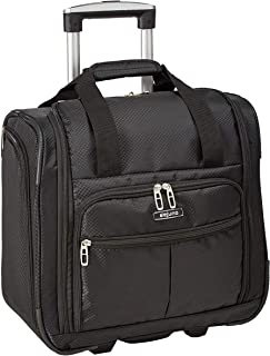 """Dejuno Lightweight Wheeled 15"""" Underseater Carry-on Luggage"""