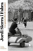 Uns quants dies de novembre (Inspector Mascarell 11): Un crim al món de l'espectacle (Catalan Edition)