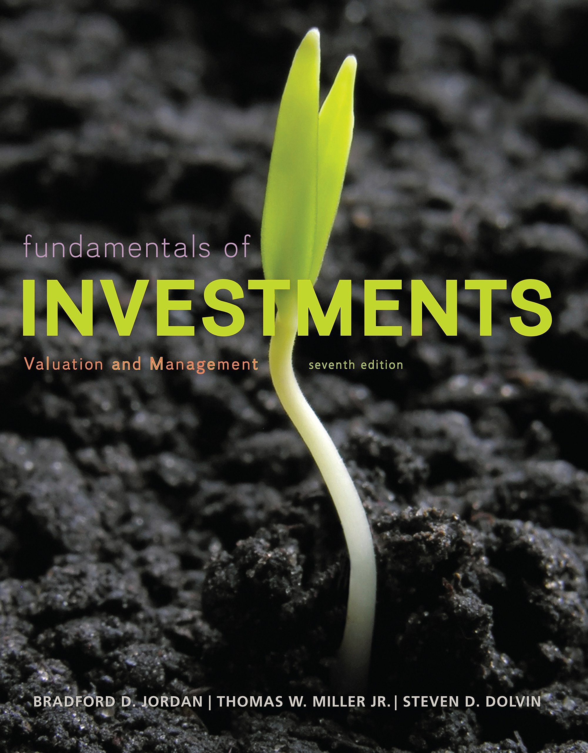 EBook Online Access for Fundamentals Of Investments, 7E, With Access Code For Connect Plus (McGraw-Hill/Irwin Series in Finance, Insurance, and Real Est)