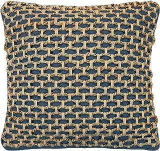 Boho Living Jada Decorative Pillow, Indigo