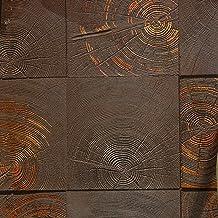 PVCWallpaper Brown106 cm x 15.6 m