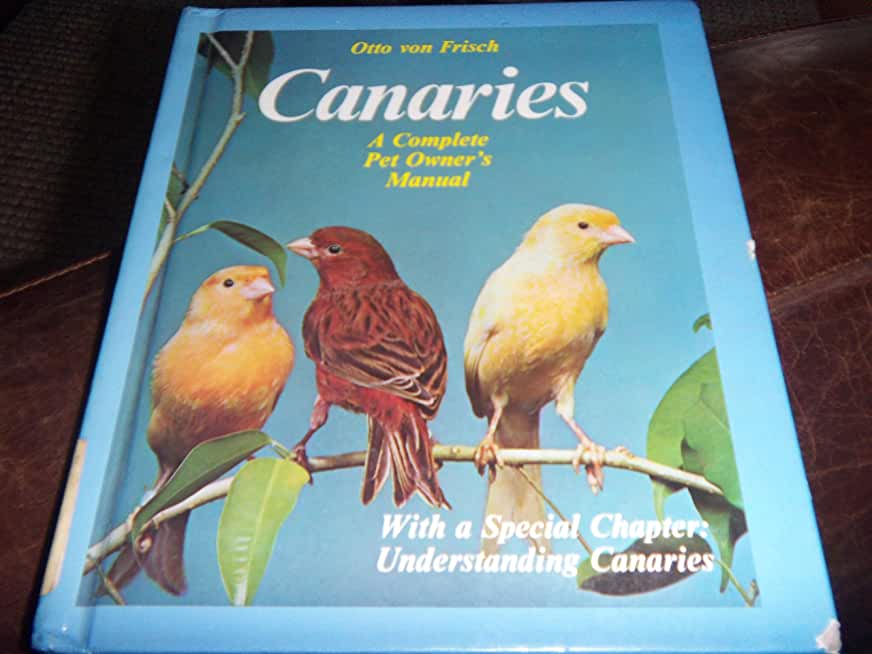 Canaries: Everything About Purchase, Care, Diseases, Nutrition, and Song
