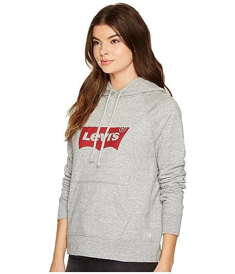 Batwing Sportswear Smokestack Heather Hoodie Levi's® Womens Graphic xqntSwFT